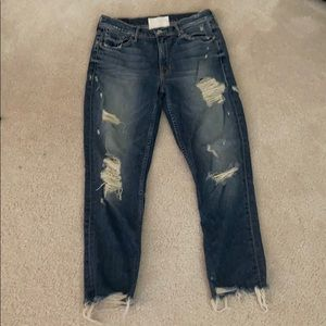mother denim superior boyfriend jeans